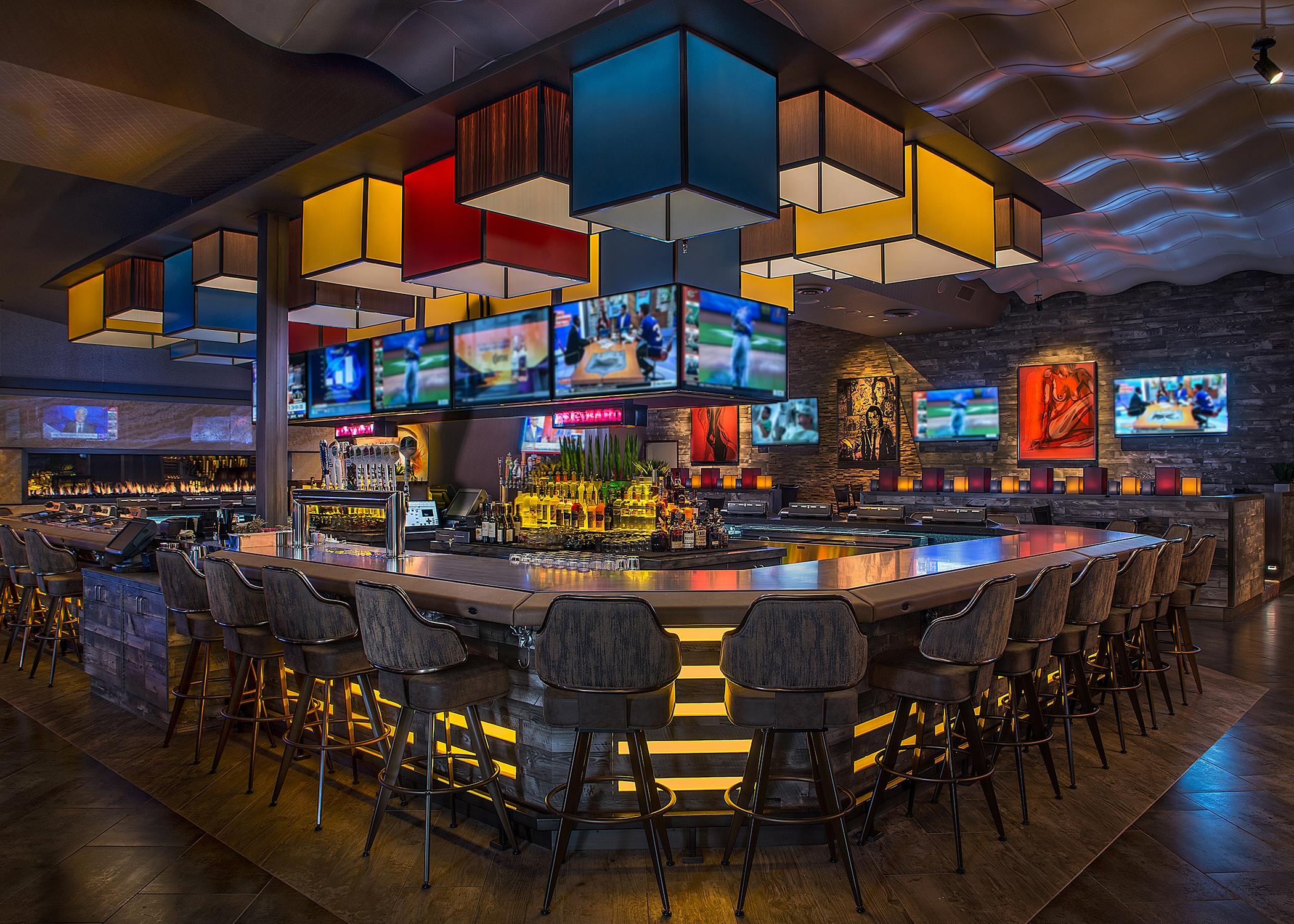 SG Bar Interior Bar 2