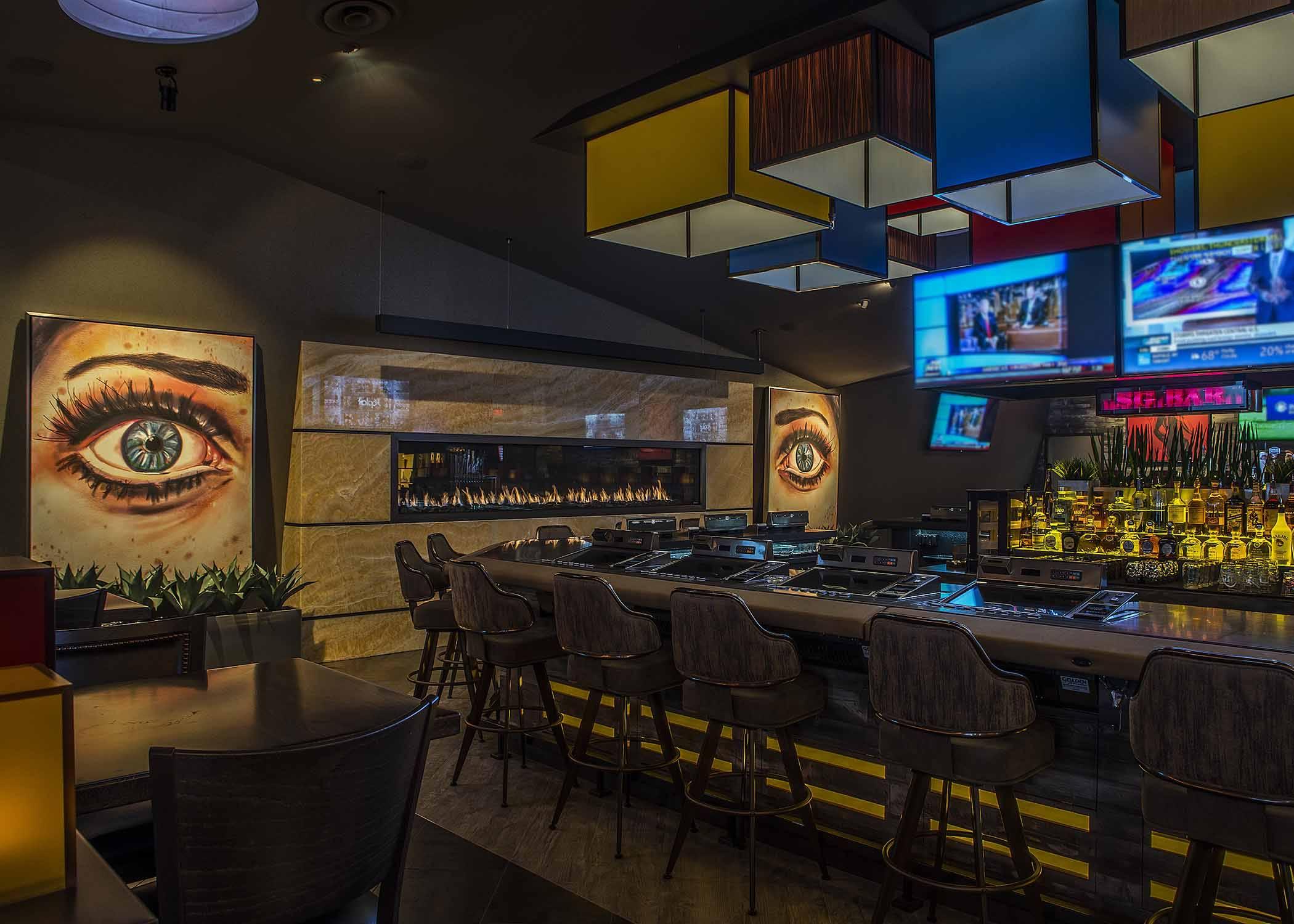 SG Bar Interior