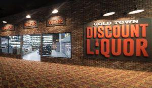 Gold Town – Liquor Store